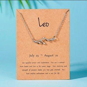 SALE! Zodiac Constellation LEO